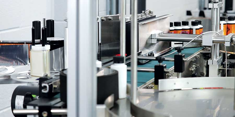 4 Advantages of an Automatic Tabletop Label Applicator