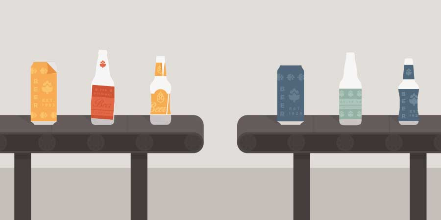 Manual vs. Automatic Bottle Labeling Machines for Craft Beer