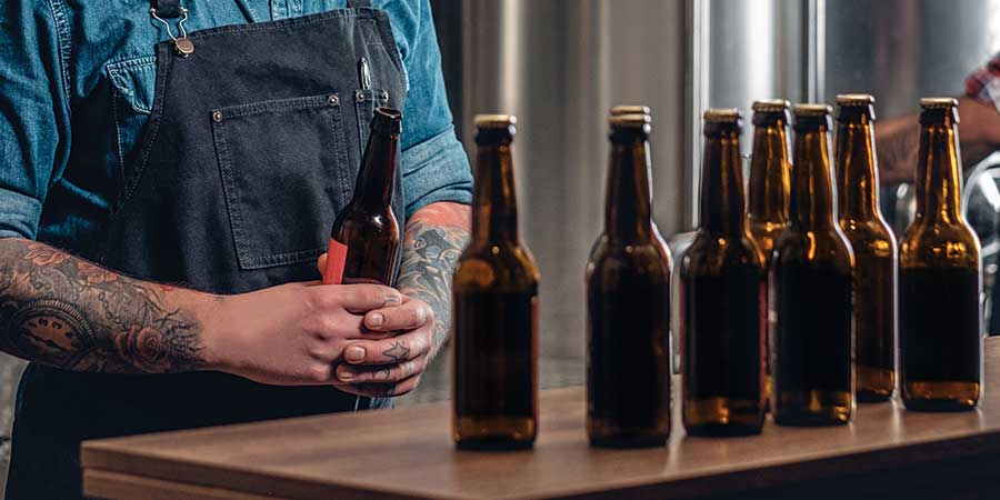 What Label Type is Right for Your Craft Beer?