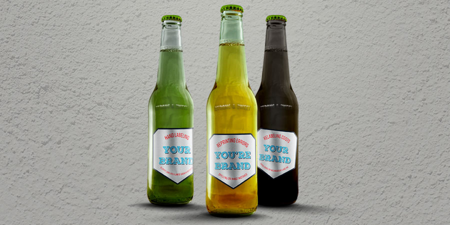 3 Common Beer Bottle Labeling Mistakes