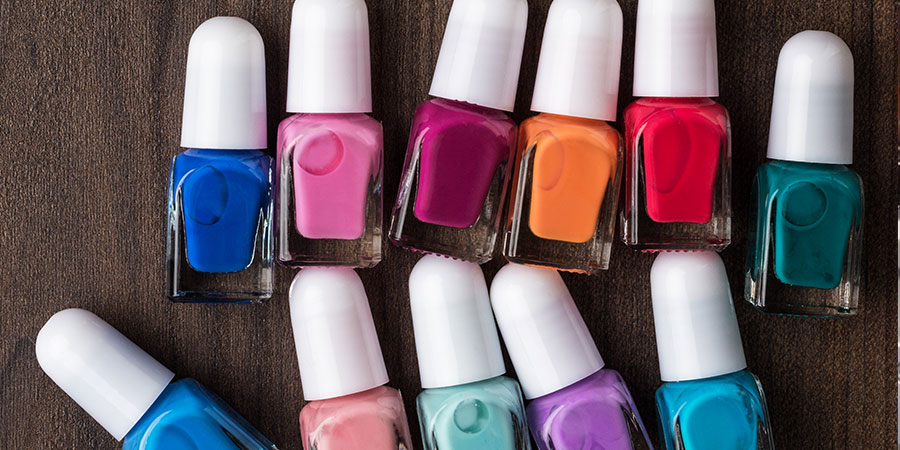 Co-Packing Nail Polish Label Application Machines