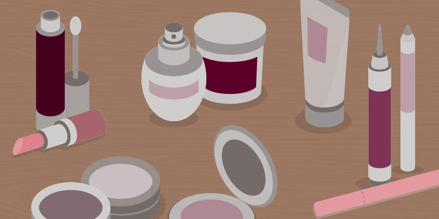 From Perfume to Eye Liner: Labeling Tips for Cosmetics Manufacturers