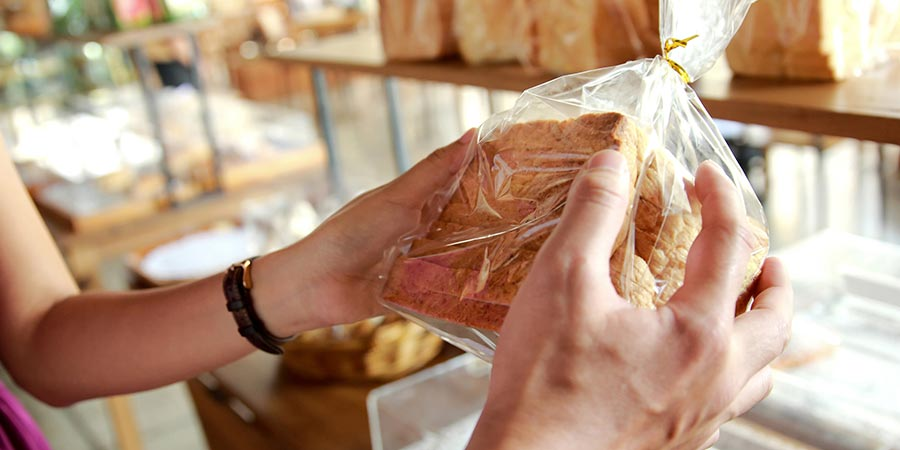 Delicate Pressure Sensitive Labelers for Your Bread