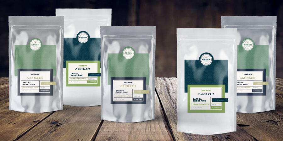 How Cannabis Bag Label Applicators Can Freshen Your Look