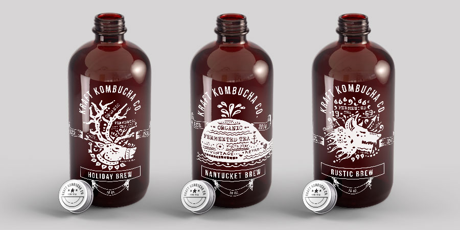 Raise the Bar: The Best Kombucha Bottle Labeling Machines