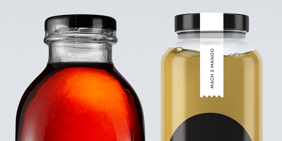 Protect Your Kombucha Product with Tamper Evident Bands